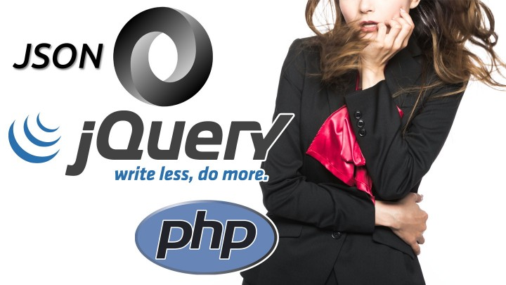 Note for JSON and JavaScript(jQuery) with PHP